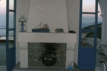 Summer house in Andros