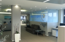 West of England Offices Interior Design in Piraeus, Greece