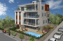 Residential New Building in Greece, Alimos