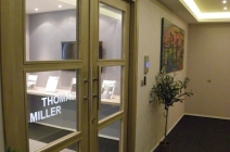 Thomas Miller Offices Piraeus, Interior Design